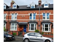 Cosy Dbl Room in EDGBASTON: Lovely Victorian House with M Gay Cpl, Classical Muso's, 2 Doggies+Cats!