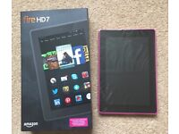 Kindle Fire Pink Perfect Christmas Gift