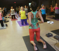Private & Corporate Yoga Classes in the GTA that come to you