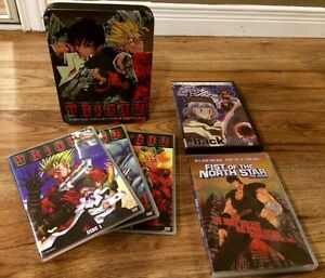 Anime DVD Lot