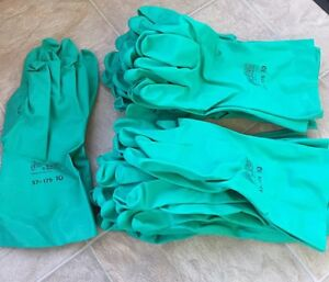 Industrial gloves-11 pairs