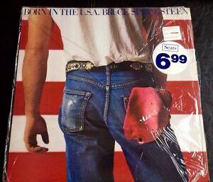 Bruce Springsteen vinyl Lp record