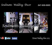 COMPLETE DECORATION PACKAGES FOR EVENT/WEDDINGS