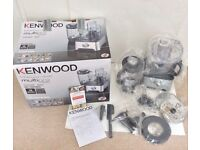 NEW KENWOOD MULTIPRO FOOD PROCESSOR (RRP £100)