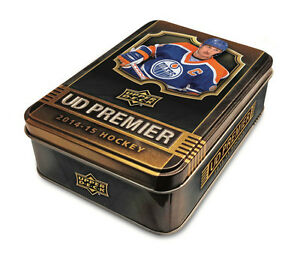 2014-15 Upper Deck Premier Hockey Trading Cards