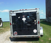 2014 Homesteader trailer/ Patriot model