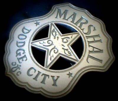 GÖDE Orden US Police Sammlung ... U.S. Marshal Dodge City