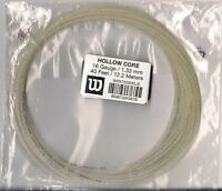 3 SETS PACK WILSON HOLLOW CORE 16/1.33 TENNIS STRING SETS 12 M