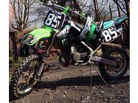🎱Kx 85 small wheel 2007