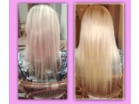 Nails and haire extensions mobile, home service