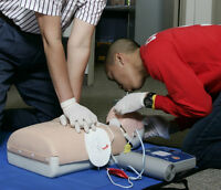 Become a Canadian Red Cross First Aid Instructor!