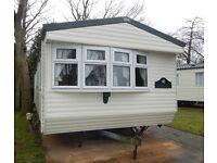 Caravan For Rent on Kingsley Park Noth Wales