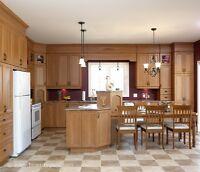 #1 Armoire de cuisine,www.boisbiseaute.sitew.ca