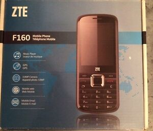 New ZTE F160 Cell Phone West Island Greater Montréal image 1