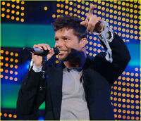 "RICKY MARTIN tickets Oct15 ""FLOOR LEVEL"" Best seats in the house"