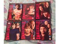 Smallville season 1-6 DVD box set