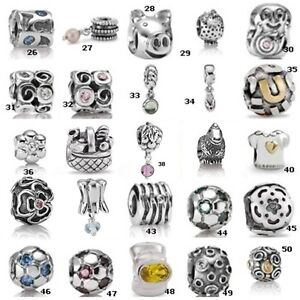 Pandora Retired Charms 2010
