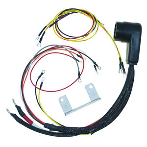 60 Hp Mercury Wiring Harness Diagram Mercury Outboard Wiring