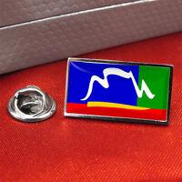 Cape Città Distintivo Di Bandiera Lapel Pin / Fermacravatta -  - ebay.it