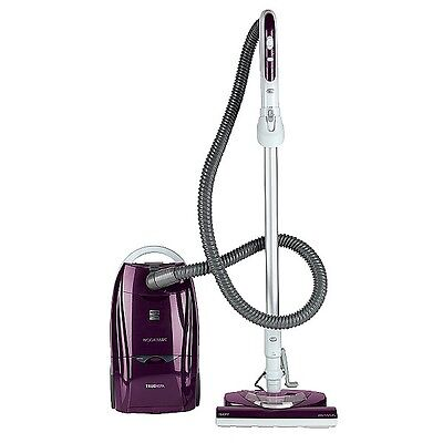 Kenmore 21614 Progressive Canister Vacuum Cleaner Purple Hepa U