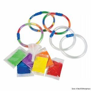12-Sand-Art-Funnel-Bracelets-kids-craft-kit-1-Bill