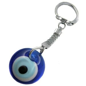 Classic Evil Eye Key Chain