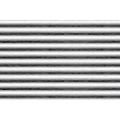 "JTT SCENERY 97405 CORRUGATED SIDING 1:24 G SCALE (2) 7.5""x12"" SHEETS JTT97405"