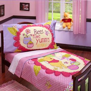 Winnie The Pooh Toddler Bedding | eBay