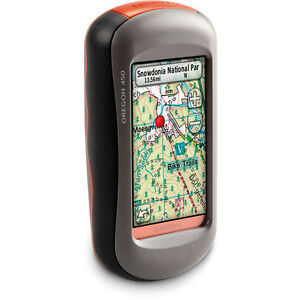 Garmin Oregon 450 Touchscreen Handheld GPS Receiver 010-00697-40