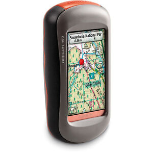 Garmin Oregon 450 Touchscreen Handheld GPS Receiver 010-00697-40 NEW