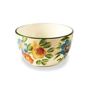 Pfaltzgraff Bright Bouquet Soup/Cereal Bowl