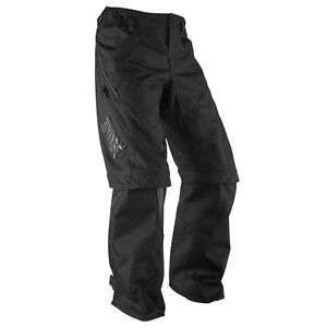 Fox-Racing-Motorcycle-Pants-Nomad-All-Black-Adult-Size-W34-34-Off-road-ATV-MX-CO