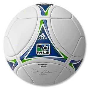 MLS 2012 Official Match ball --100% authentic soccer ball - $150.00 retail value