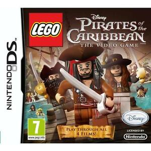 Nintendo DS LEGO Pirates of the Caribbean + Deutsch + NEU & OVP