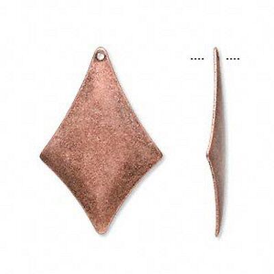 Wholesale Lot Copper Steampunk Diamond Drops Jewelry 10