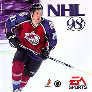 NHL 98 by EA Sports - PC Game
