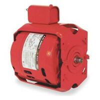 Hot water circulatory pump motor