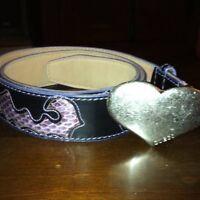 ~Guess Leather Belt size medium~