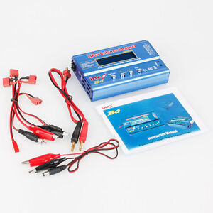 New iMAX B6 Lipo NiMH RC Battery Balance Digital Charger