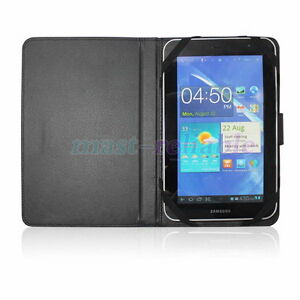 Leather Case Cover for Google Nexus 7 HTC Flyer 3G & OTHER 7 INCH TABLET + PEN