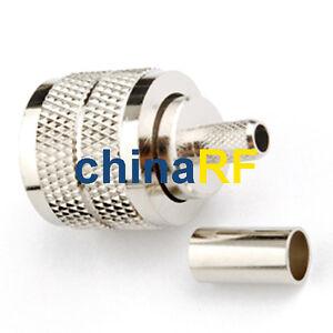 10-X-UHF-male-Pl259-crimp-connector-for-RG58-RG400-LMR195