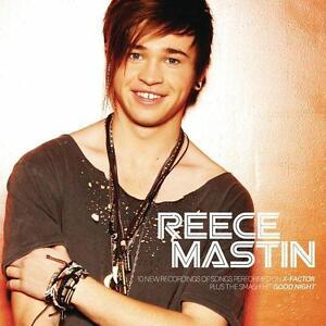 REECE MASTIN Reece Mastin CD BRAND NEW X Fact