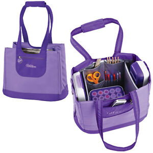 NEW WILTON Decorator Preferred Carry- All Tote cake decorator Bag Purple
