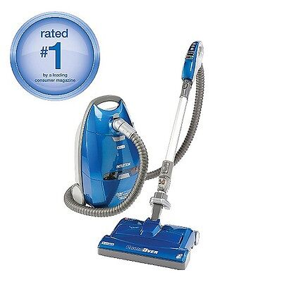 Kenmore Canister Vacuum Cleaner Intuition Blue 28014 Hepa U