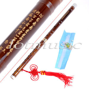 Pluggable Traditional handmade Chinese Musical Instrument Bamboo Flute/dizi In G