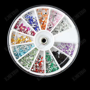 1200pcs-12-Diff-Colors-Bow-Tie-Design-Glitter-Decoration-for-Acrylic-Nail-Art