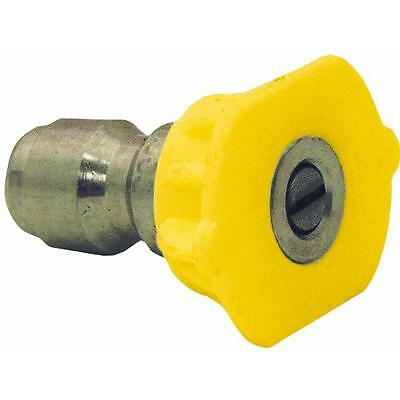Yellow Qd Pressure Washer Spray Tip 3.5 X 24  Apache Hose Belting 99050011