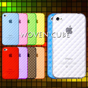 STYLISH-CUBE-SERIES-CASE-COVER-FITS-IPHONE-4-4S-FREE-SCREEN-PROTECTOR