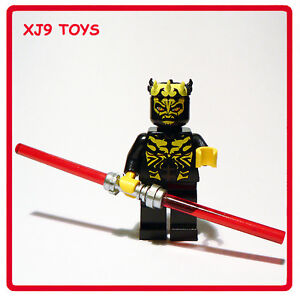 LEGO STAR CLONE WARS Savage Opress Minifig Darth Maul's Brother NEW 7957