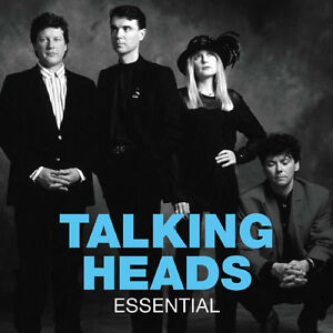 TALKING HEADS Essential CD BRAND NEW Best Of